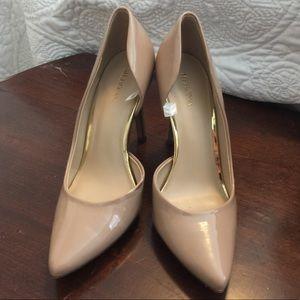 Merona nude heels